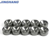 10 x Billet low profile NAPA 4003 cups 1.770 High Wall Stainless Steel (10)
