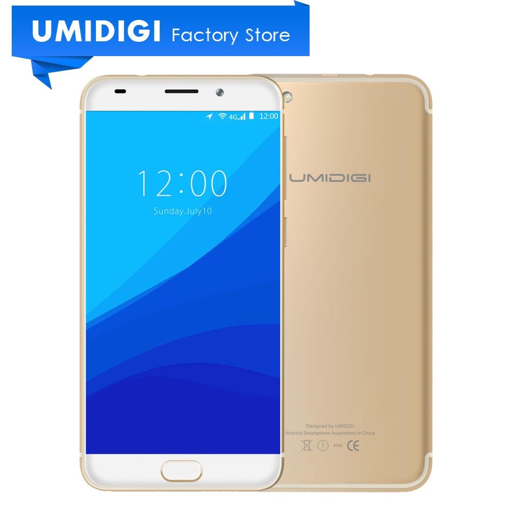 Umidigi G Android 7 0 Unlocked Cell Phone 1280 720 5 0 16GB ROM MTK6737 4G