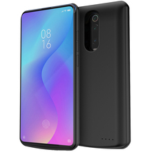 For Xiaomi Redmi k20 Case K20 Pro Battery Charger 6500mAh Extended Backup PowerBank Cover