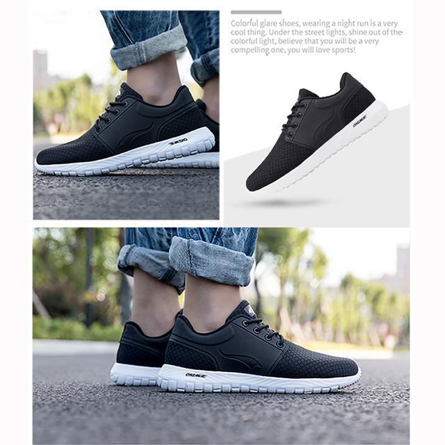 lightweight lace-up sneaker for outdoor walking trekking shoes men women unisex