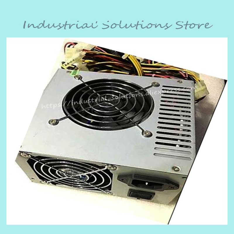 Power Supply ST-402HLP 400W PSU working вытяжка встр lex hubble 600 ivory 60см 650куб сл кость