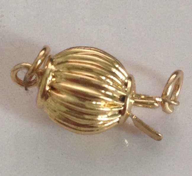 Потрясающие 12-13 мм природный барокко южного моря белый жемчужное ожерелье 18 дюймов (9.13)