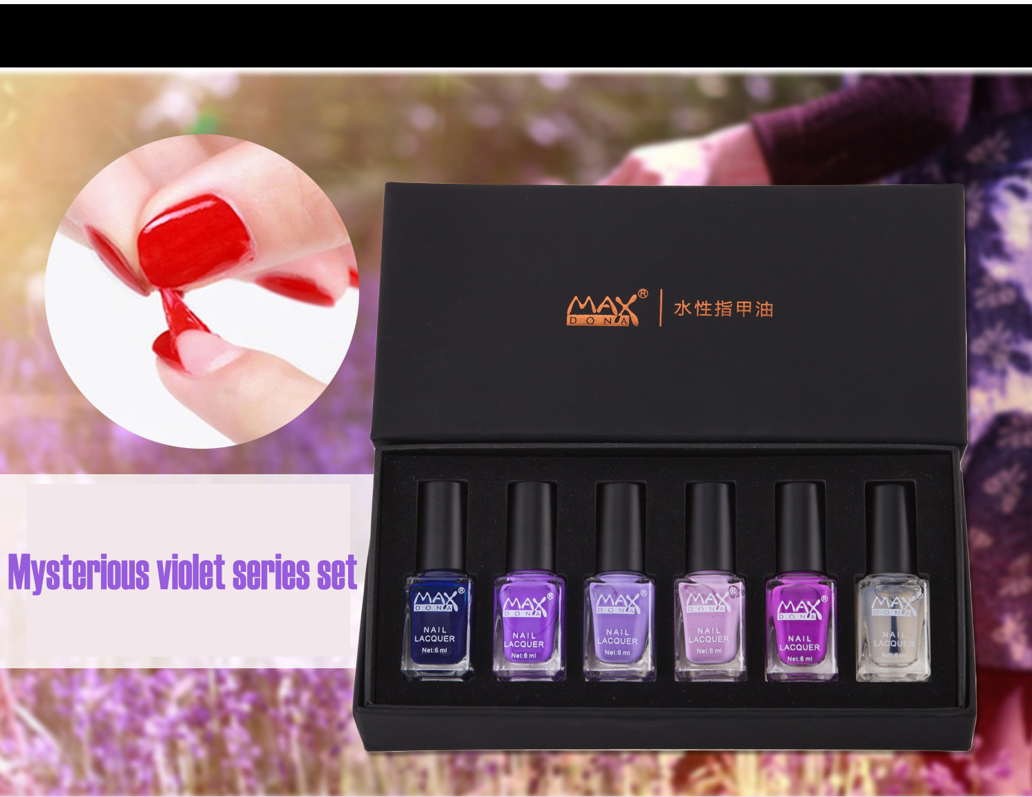 Magic Gel Nail Polish | Best Nail Designs 2018