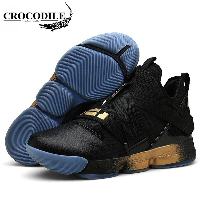 CROCODILE 2019 New Arrival Basketball Shoes For Men All