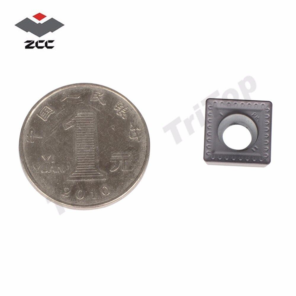 SPMT120408-PM YBG302 ZCC.CT SPMT 120408 Cementuoti karbido šlifavimo - Staklės ir priedai - Nuotrauka 2