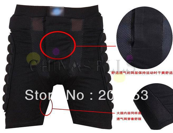 adult kid outdoor sport snowboarding anti fall pants protective gears ski nappy pants skate riding scooters protective shorts