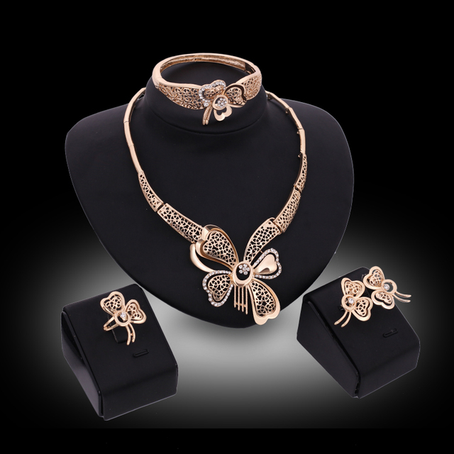 New Nobler Design Fashion Costume Crystal Necklace Find Dubai Gold