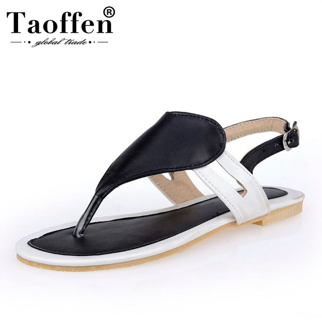 7f236988d2b Size 32-44 Shoes Woman Famous Brand Flip Flops Ladies Clip Toe Gladiator  Sandals Women Branded Slippers Sandalias Shoes PA00360