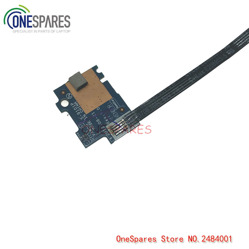 Genuine Button Series Power Switch Board For Dell Inspiron 15r 3521 5521 2521 5721 5537 3537 On/off Board & Cable Ls-9101p Attractive And Durable Computer & Office