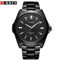 Men Quartz Army Watch Top Brand Waterproof Male Watches Men Sports Watch Relogio Masculino CURREN Watches