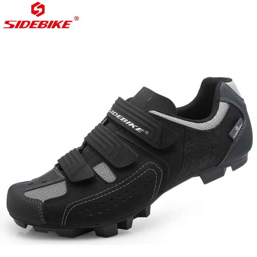 Sidebike Cycling Shoes MTB Men Mountain Bike Self-Locking Shoes Breathable MTB Bicycle Shoes Cycling Shoes zapatillas ciclismo все цены
