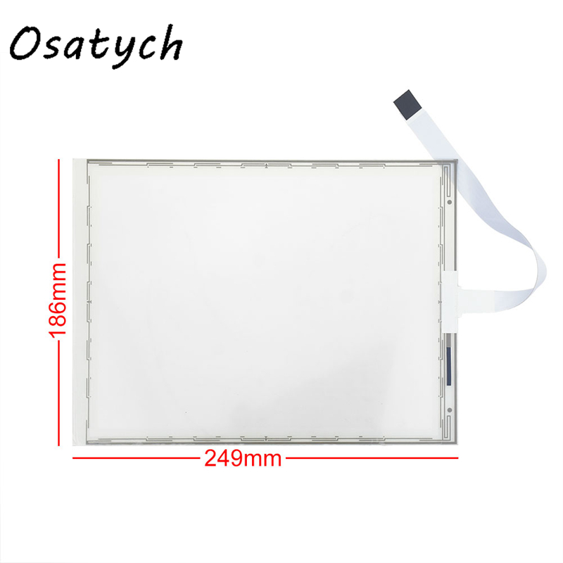 New For 4PP220.1043-75 Resistive Touch Screen Glass Monitor ReplacementNew For 4PP220.1043-75 Resistive Touch Screen Glass Monitor Replacement