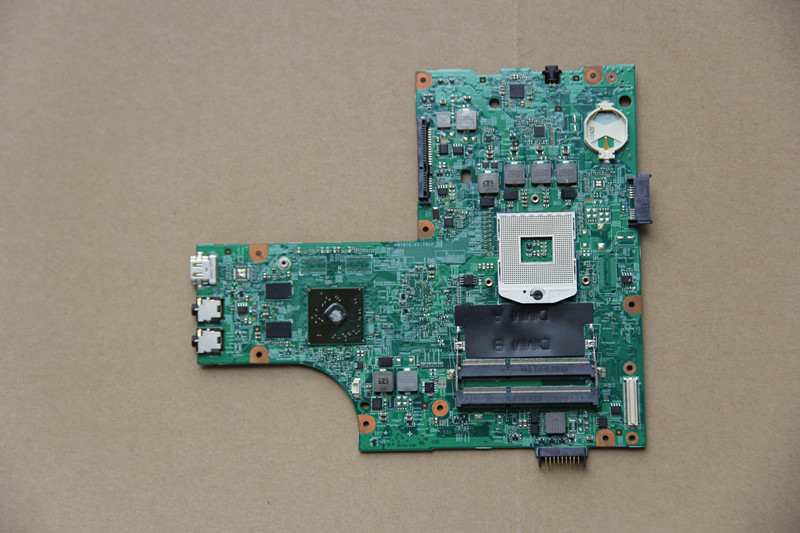 For <font><b>DELL</b></font> Inspiron <font><b>N5010</b></font> Laptop <font><b>motherboard</b></font> 09909-1 48.4HH01.011 with 216-0774007 CPU Onboard HM57 DDR3 fully tested work perfect image