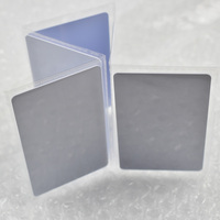 50pcs NFC 13.56mhz RFID M1 S70 4K MEMORY ISO14443A RF Blank Card For Access Control System