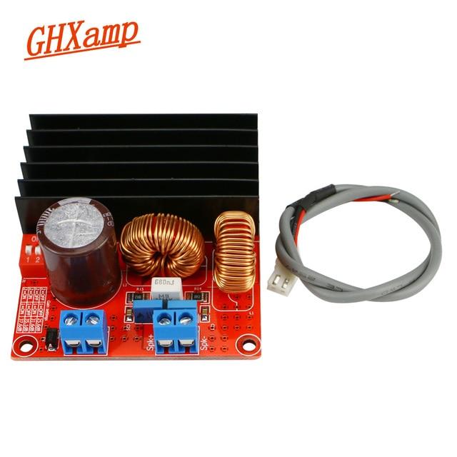 Cheap GHXAMP TDA7498MV Hifi Mono Amplifier Board 100W Class D Digital Power Amplifier Board DC14V-36V For Car Audio Upgrade 1PC