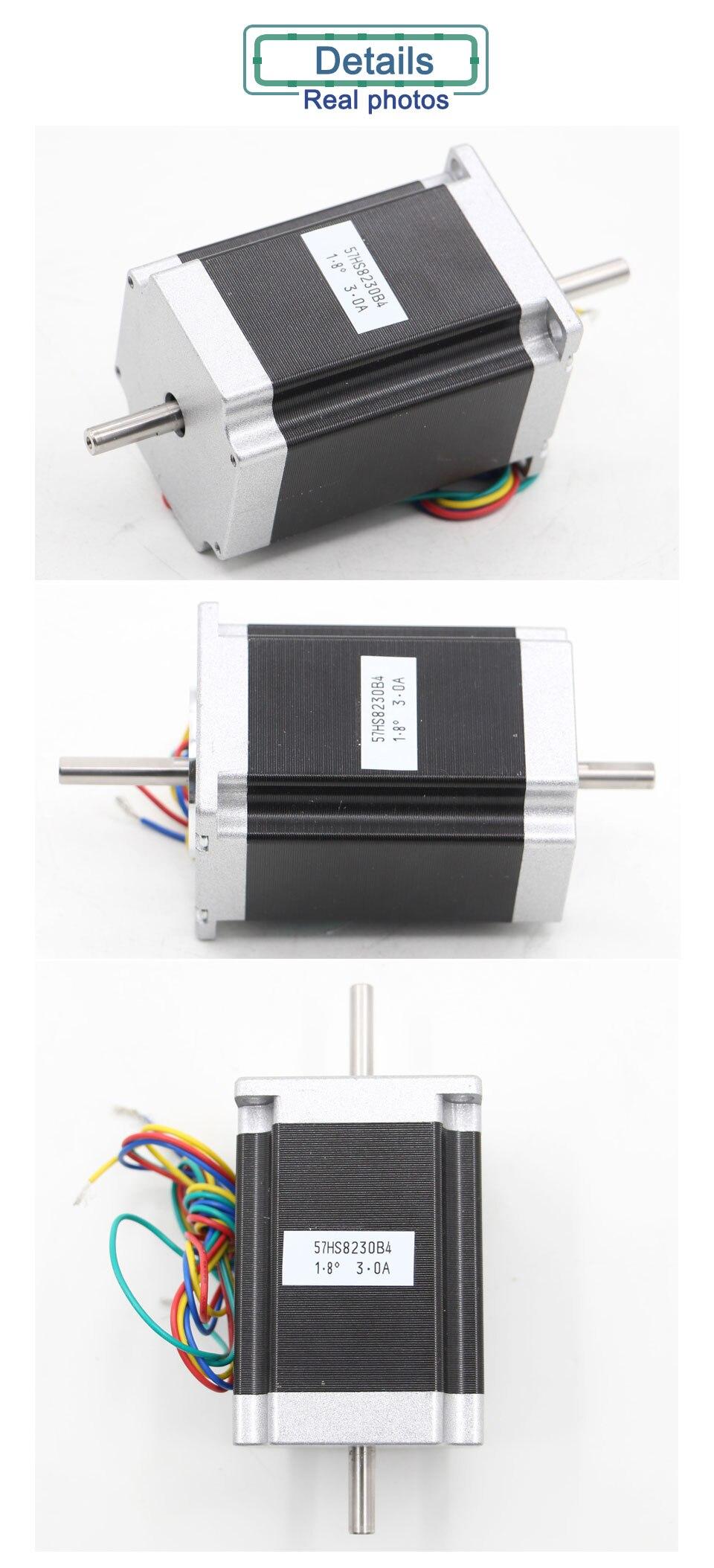 315oz-in cnc roteador gravura fresadora impressora 3d