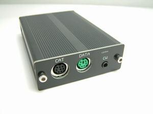Image 1 - Nieuwe 1 Pc Usb Pc Linker Adapter Voor Yaesu Ft 817/Ft 857/897 Icom IC 2720 /2820 Kat Cw