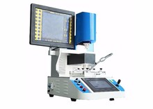 No.1 iphone reballing machine bga WDS-700 with Samsung/iphone full set stencils BGA rework station/ cell phone /laptop /pcb