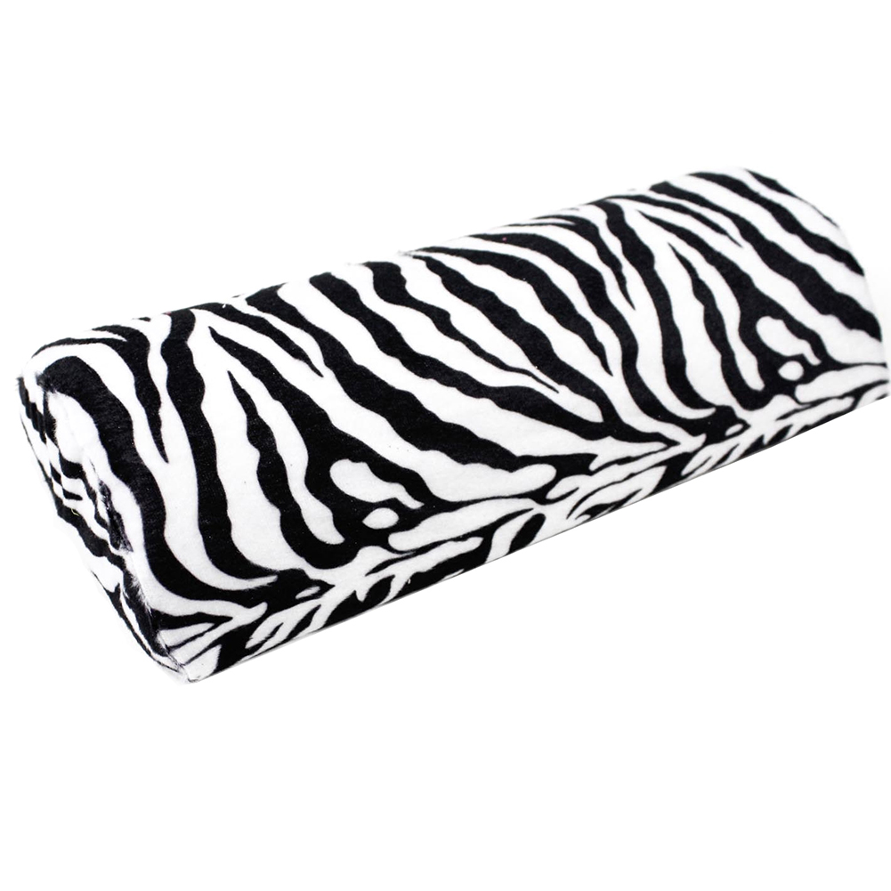 Fashion Nail Art Pillow Soft Hand Arm Soft Cushion Rest Half Column Nail Art Design Manicure Salon Hand Pillow Holder in Hand Rests from Beauty Health