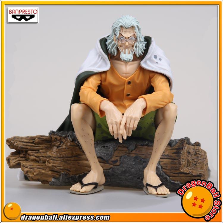 Japan Anime One Piece Original Banpresto Creator x Creator Collection Figure Silvers Rayleigh