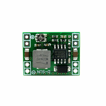 Ultra-Small Size DC-DC Step Down Power Supply Module MP1584EN 3A Adjustable Buck Converter for Arduino Replace LM2596 Home Automation Modules