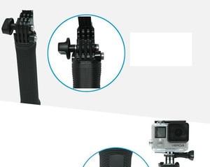 Image 4 - 3 weg Grip Arm Statief Monopod 3 Manier Selfie Stick Mount voor Gopro Hero 7/6/5 /4/3/3 +/2/1 Xiaomi Xiaoyi SJCAM Sport Camera