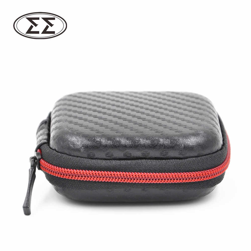 Original Case Bag High End In Ear Earphone Headphones Storage Case Bag Earphone case bag