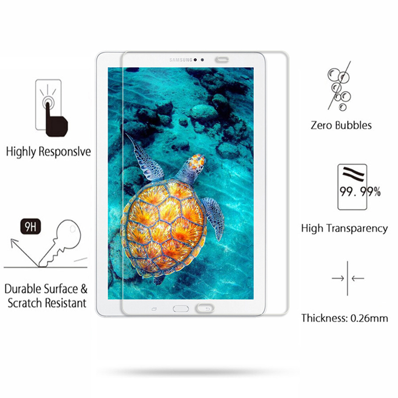 For Lenovo Tab A3000 A3300 A3500 A7 50 S8 50 Tablet Screen Protector Protective Film Guard Tempered Glass in Tablet Screen Protectors from Computer Office