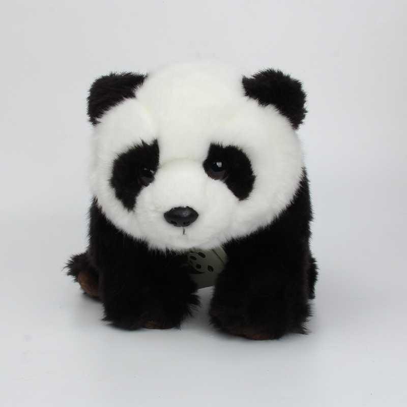 28CM Ty Beanie Boos Kawaii Soft Lovely Super Cute Panda Pillows Doll toy Stuffed & Plush Animals Girls Children Gifts