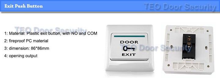 Exit-Push-Button