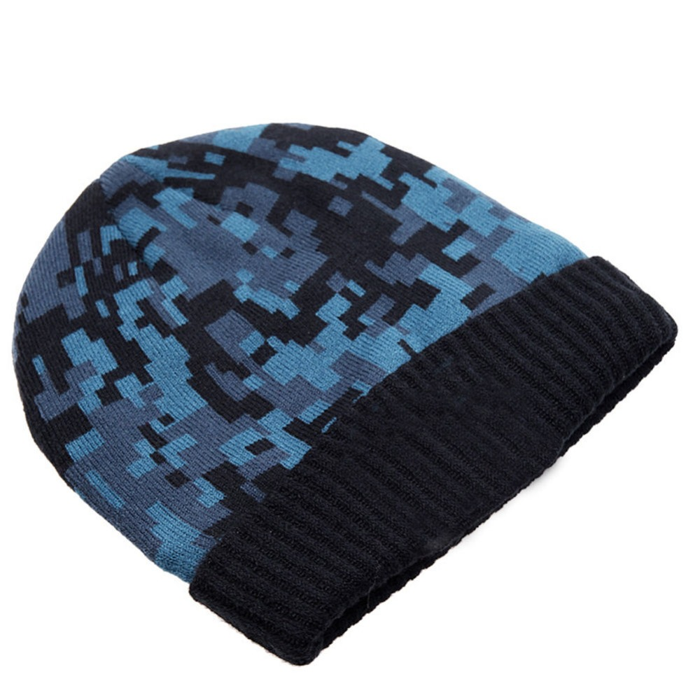 Outdoor Jagd Wolle Beanie Condor Camo Camoufalge Winter Fitness Hut