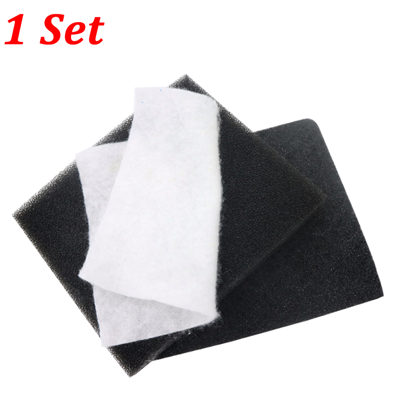 1 Set/3PCS Dust Hepa Filter For Samsung DJ97-01040C DJ63-00669A VCA-VM 45P SC43 SC44 SC45 SC46 SC47 Series Vacuum Cleaner Parts