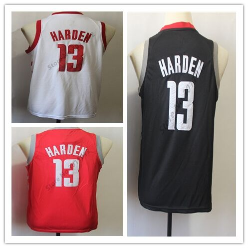 size 40 da330 8233b authentic james harden jersey for kids 90696 ee237
