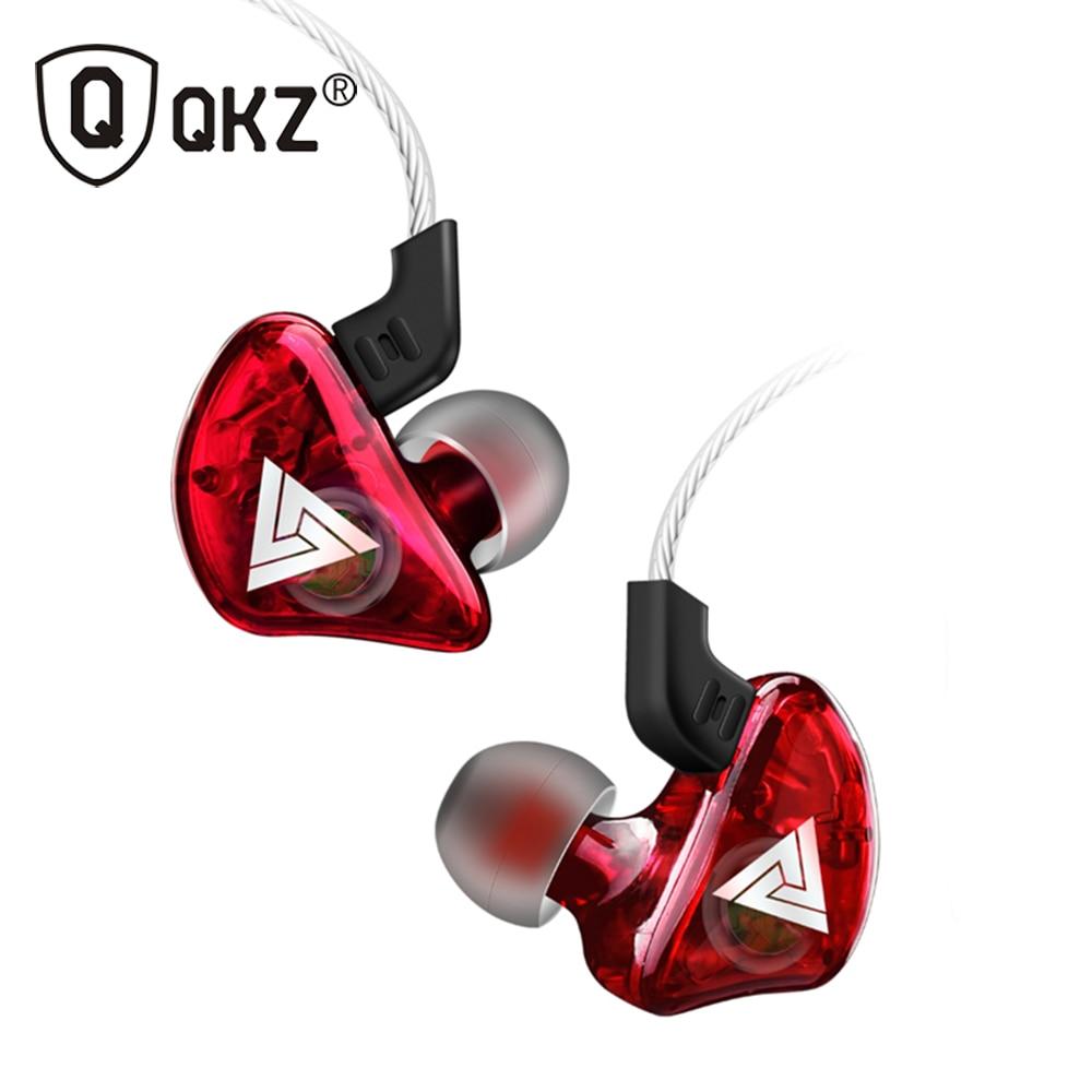 Oortelefoon QKZ CK5 In Ear Oortelefoon Stereo Running Sport Headset - Draagbare audio en video - Foto 3