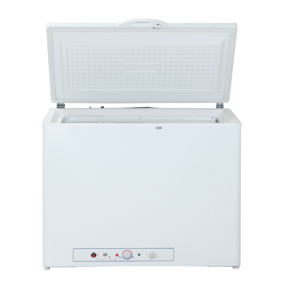 Smad 191L LPG Gas 110V/220V Chest Freezer for Ice Cream