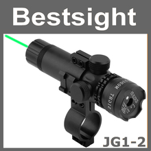 Big discount Tactical Rifle Laser Pointer Green Dot Laser Sight With Picatinny Rail Mount Barrel Mount Laser Sniper Gear Optics Hunting