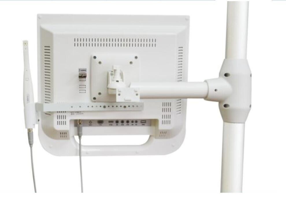 good quality 2017 New dental monitor holder endoscope frame holder for oral camera LCD Monitor Bracket Monitor Arm dental monitor holder endoscope frame