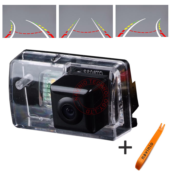 Caméra de recul CCD Directive voiture aide au stationnement trajectoire de recul caméra de recul pour PEUGEOT 407 vision nocturne HD