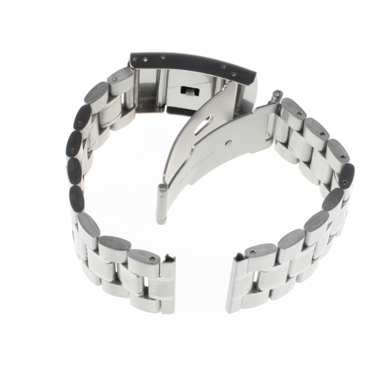 Excellent Quality 20mm New Brand Mens Luxury Stainless Steel Watch Band +Tool For Samsung Galaxy Gear 2 R380 R381 R382
