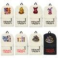 Five Nights At Freddy's Backpack Anime Freddy Bonnie Chica Foxy School Bag New 45 x 29 x 13cm