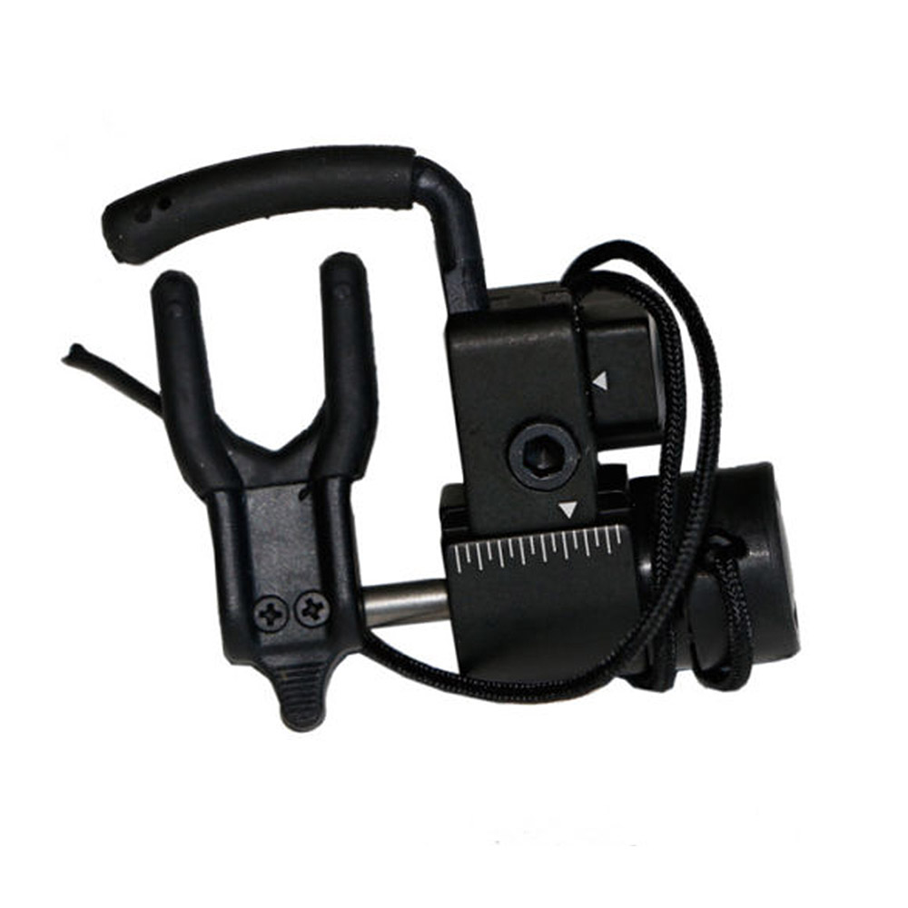 Training Compound Bow Accessories Archery Hunting RH Compound Bow X Factor Drop Away Arrow Rest Black
