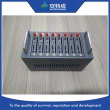 Multi sim 8 porta gsm modem piscina para sms em massa que envia e recebe 850/900/1800/1900 mtk 8 modem do porto