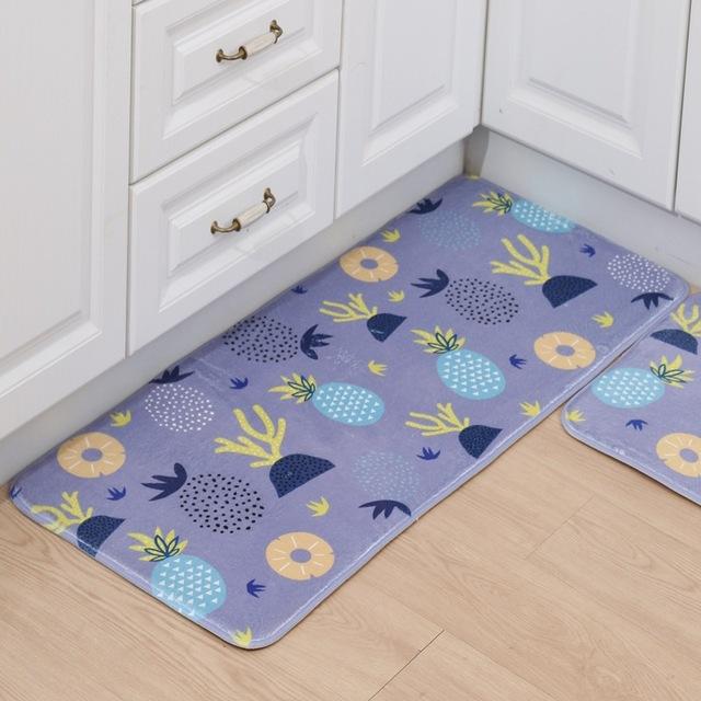 Cat Printed Bathroom/Kitchen Mat