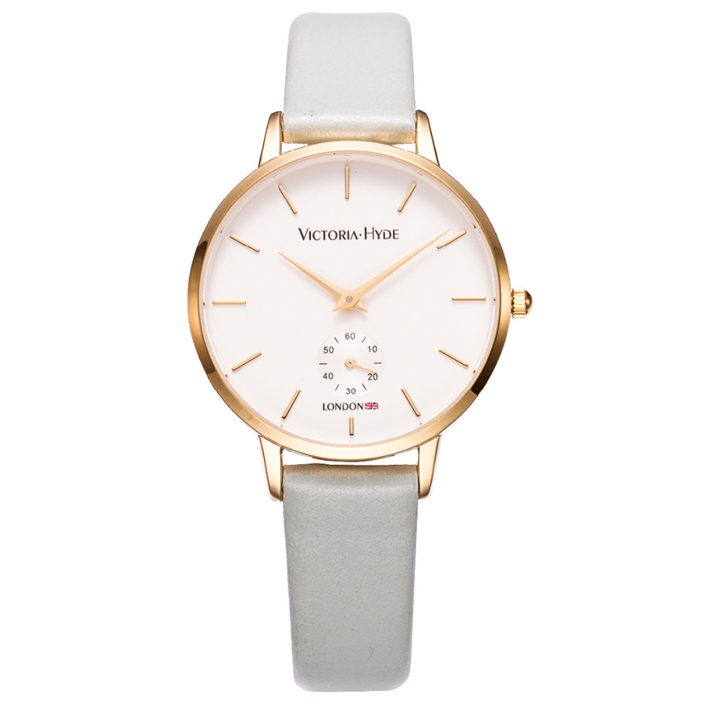 font b Women b font Watch Summer Accessory With Replaceable Sky Blue Genuine Leather Strap