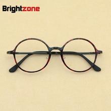 2018 Novos Homens Coreano Moda Tungstênio Óculos Redondos Vintage Mulheres  Retro Geek Nerd Óculos de Leitura ed4a129ceb