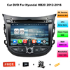7 Octa Core Android 6 0 OS Special Car DVD For HB20 2012 2016 With 1024