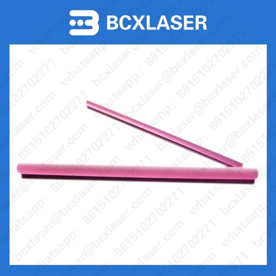 Best quality DIA 8mm Length185mm nd YAG laser rod for laser marking machine