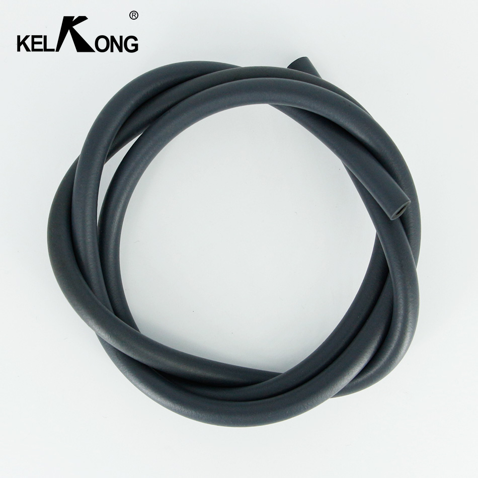 KELKONG 50cm Fuel Line Motorcycle Dirt Bike ATV Gas Oil Double 4.5mm*8mm Tube Hose Line Petrol Pipe Oil Supply With Filter(China)