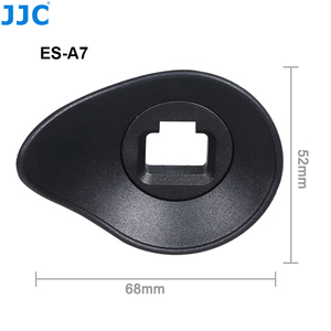 Image 4 - Jjc Dslr Macchina Fotografica Oculare per Sony A7R4 A7R3 A7R2 A7M3 A7M2 A7S2 A7R A7S A7 A58 A99 Ii A9 Ii mirino Oculare Sostituisce FDA EP16