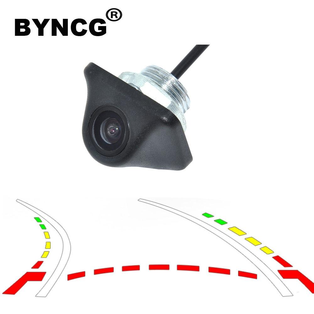 Universal Auto Car Rear View Camera Parking Reverse Backup Camera HD Waterproof Anti-fog 170  Wide Angle HD Video
